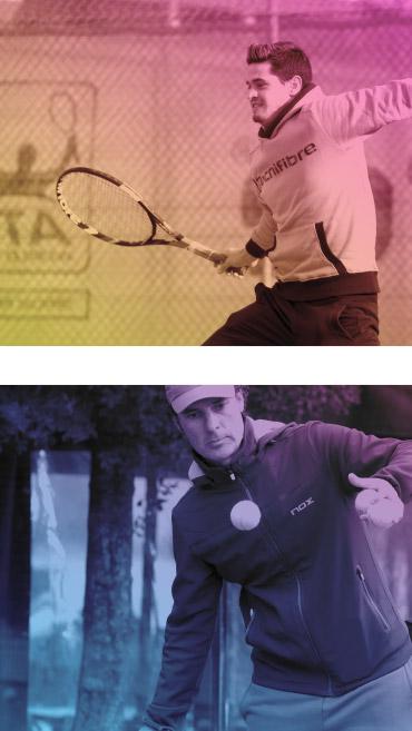 Intensius Tennis i Pàdel CEM Olímpia