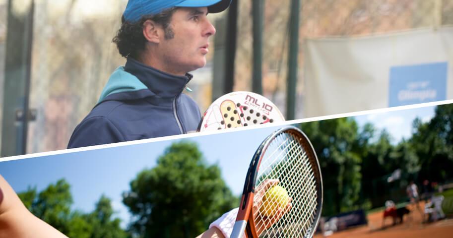 tenis padel banner